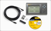 データ・ロギング機能付き湿温度計