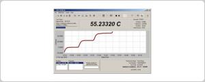 MET/TEMP II Temperature Calibration Software v5.0