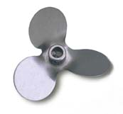 Propeller for bath stirring