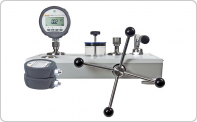 Manual Pressure Calibration