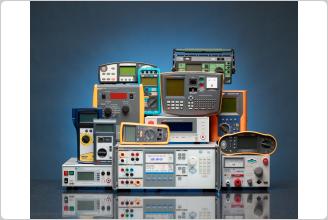 5322A 電気試験器校正器とワークロード