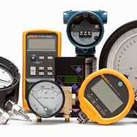Pressure Devices that Can Be Calibrated by the Fluke 8270A/8370A High-Pressure Controller/Calibrator